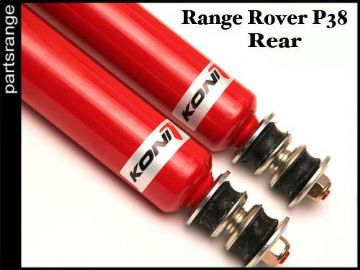 Range Rover P38 Koni Dampers Rear Pair Chassis Shock Absorbers 30-1598 Genuine